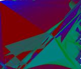 Generative animation art